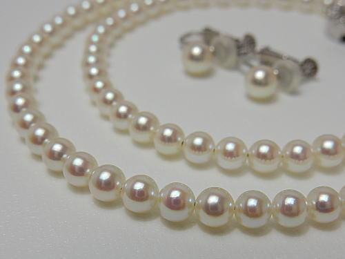 あこや無調色真珠 4.0 〜 4.5 mm...